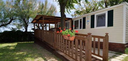 Camping Senigallia - Mobil home disabled people