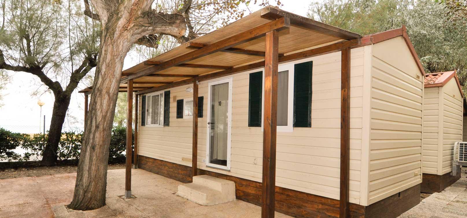 Casa Mobile 10 Camping Spiaggia di Velluto