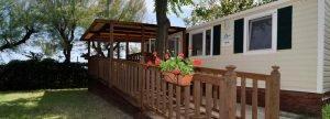 Camping Spiaggia di Velluto Casa Mobile per Disabili