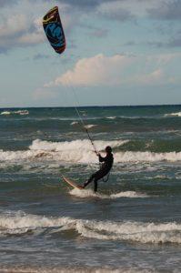 Kitesurf Camping Spiaggia di Velluto