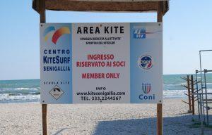 Camping Spiaggia di Velluto Area Kitesurf