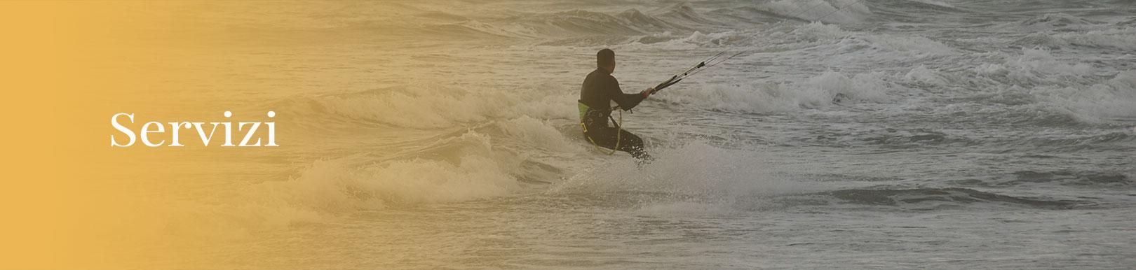 Servizi Camping Spiaggia di Velluto