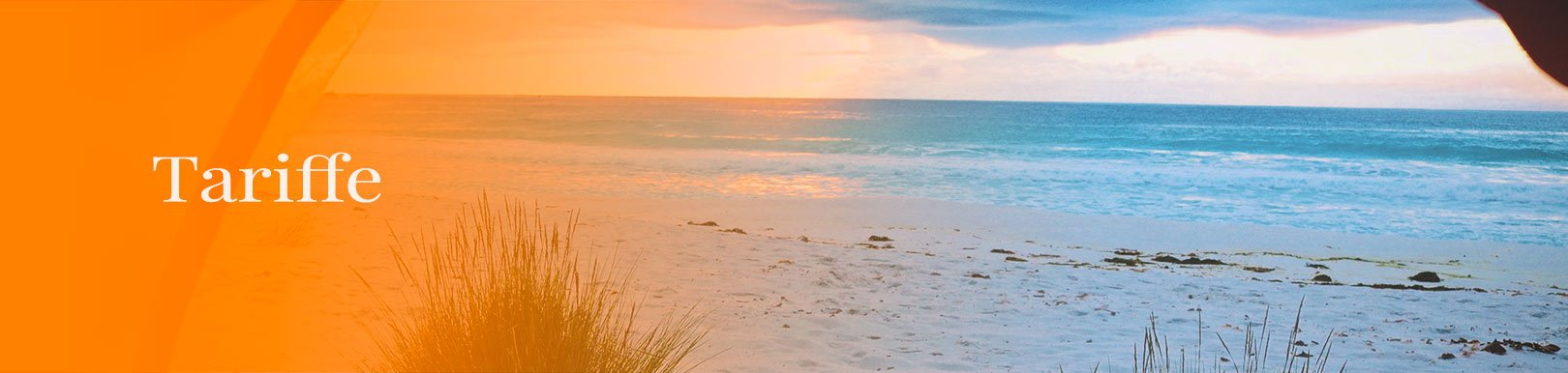 Tariffe Camping Spiaggia di Velluto