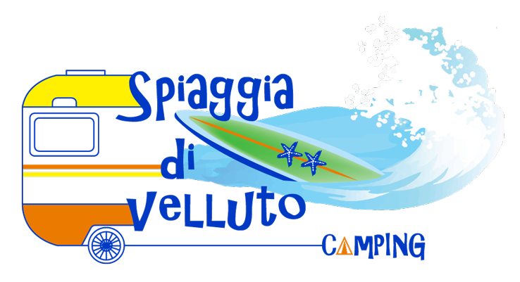 Camping Spiaggia di Velluto Retina Logo