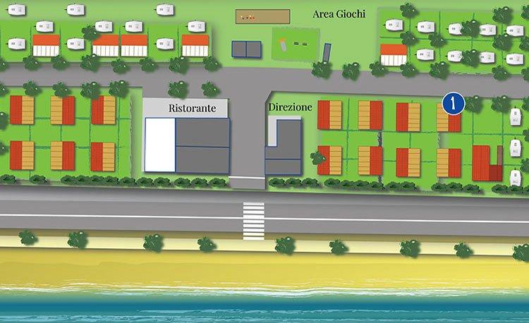 Mappa Casa Mobile 1