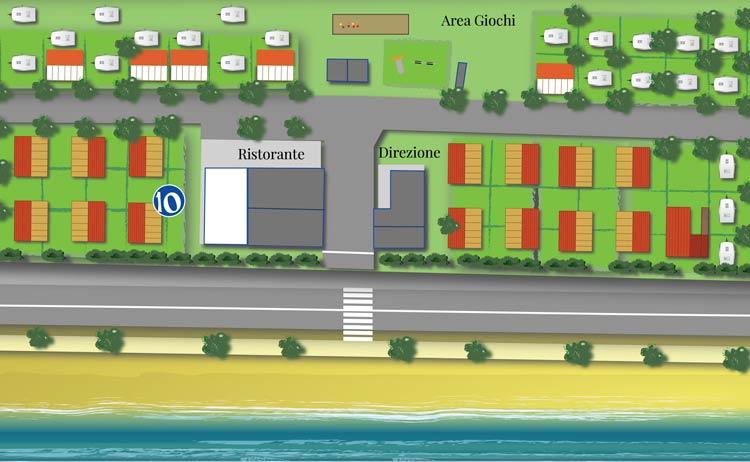 Mappa Casa Mobile 10