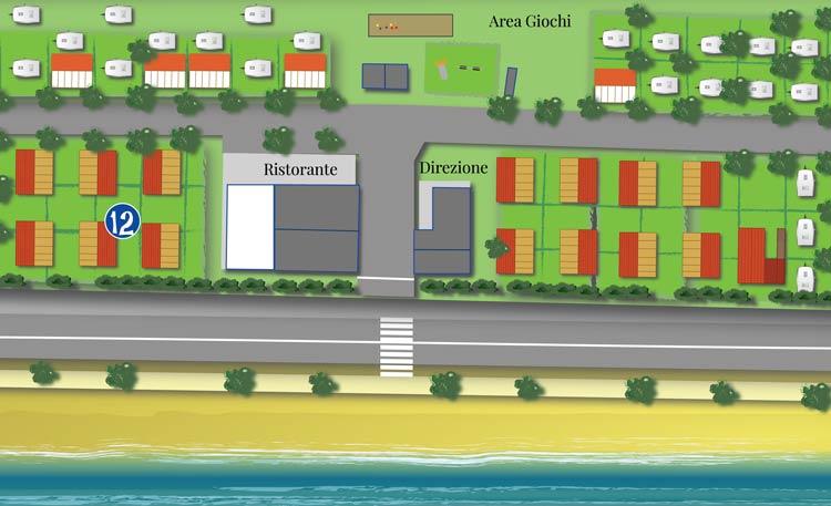Mappa Casa Mobile 12