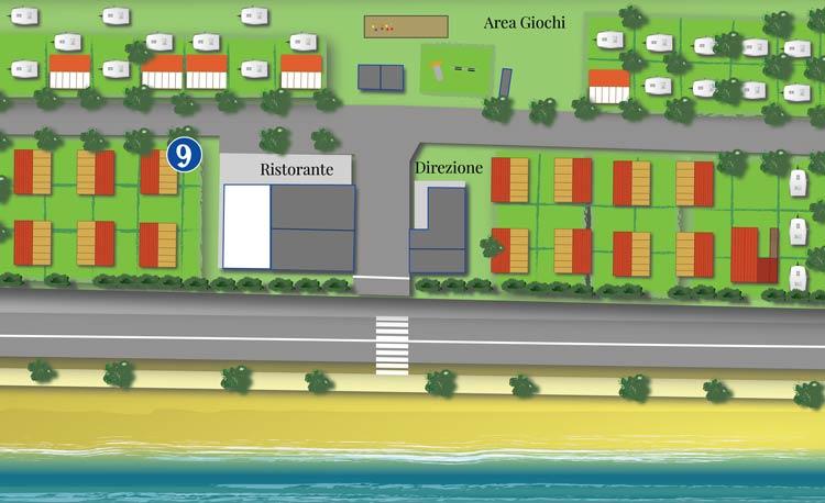 Mappa Casa Mobile 9