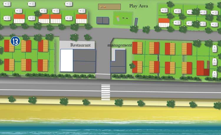Mappa Casa Mobile 13