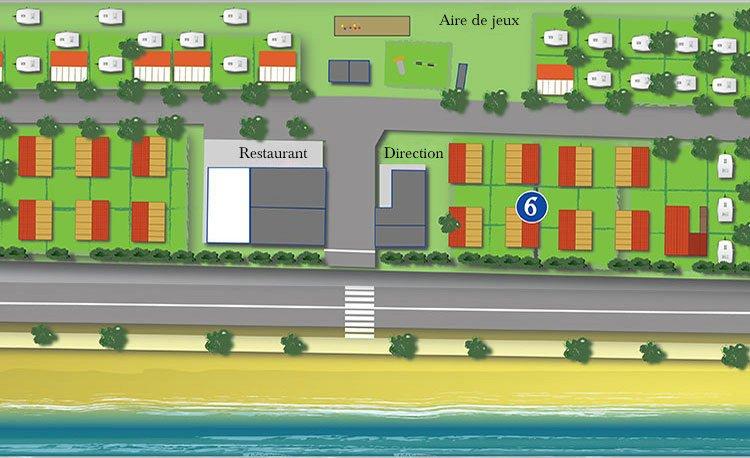 Mappa Casa Mobile 6