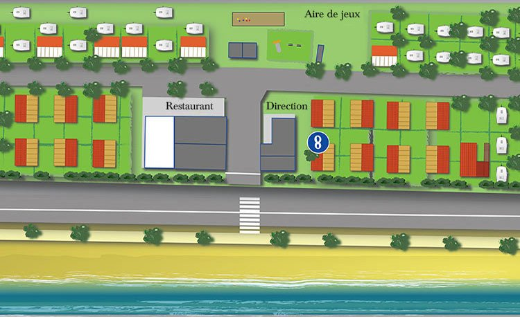 Mappa Casa Mobile 8