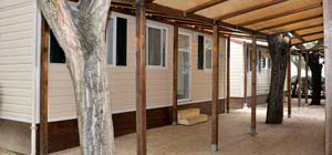 Camping con bungalow - Casa Mobile 1