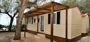 Camping con bungalow - Casa Mobile 10