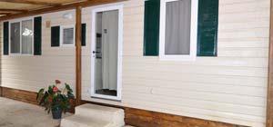 Camping con bungalow - Casa Mobile 11