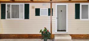 Camping con bungalow - Casa Mobile 13