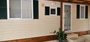 Camping con bungalow - Casa Mobile 14