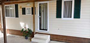 Camping con bungalow - Casa Mobile 2