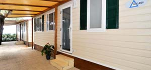 Camping con bungalow - Casa Mobile 3
