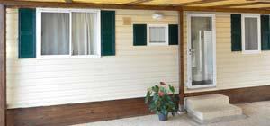 Camping con bungalow - Casa Mobile 4