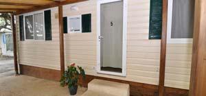 Camping con bungalow - Casa Mobile 5