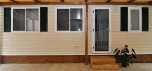 Camping con bungalow - Casa Mobile 7
