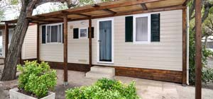Camping con bungalow - Casa Mobile 9