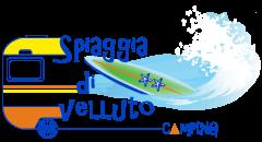 Camping Spiaggia di Velluto Mobile Retina Logo